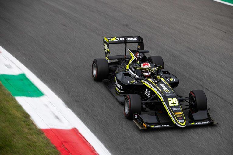 海外レース他   名取鉄平インタビュー:予選で自己ベストの6番手。「今まで手探り状態だったピレリタイヤを理解できた」/FIA-F3第7戦イタリア
