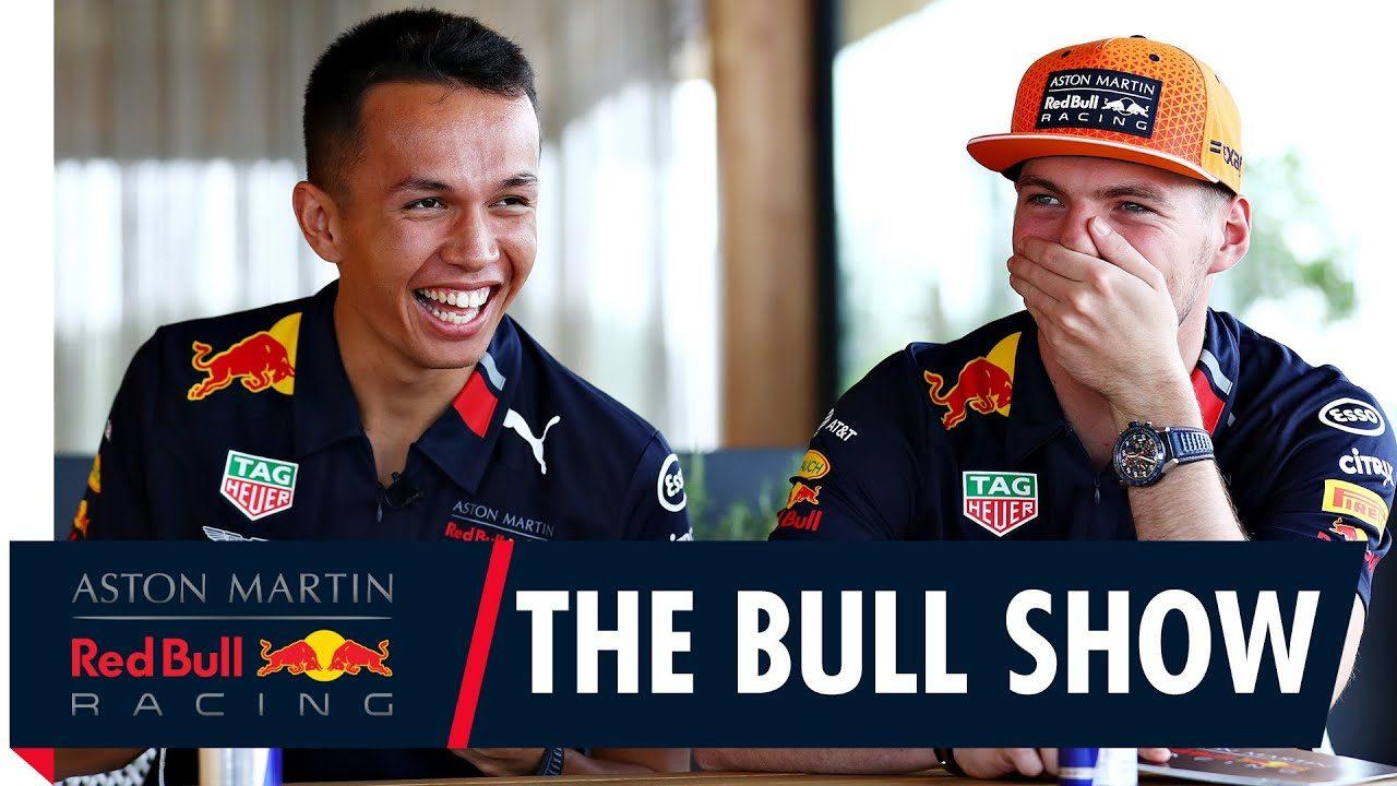 【SNSピックアップ】F1イタリアGP(1):アルボン&フェルスタッペンの質問コーナーほか