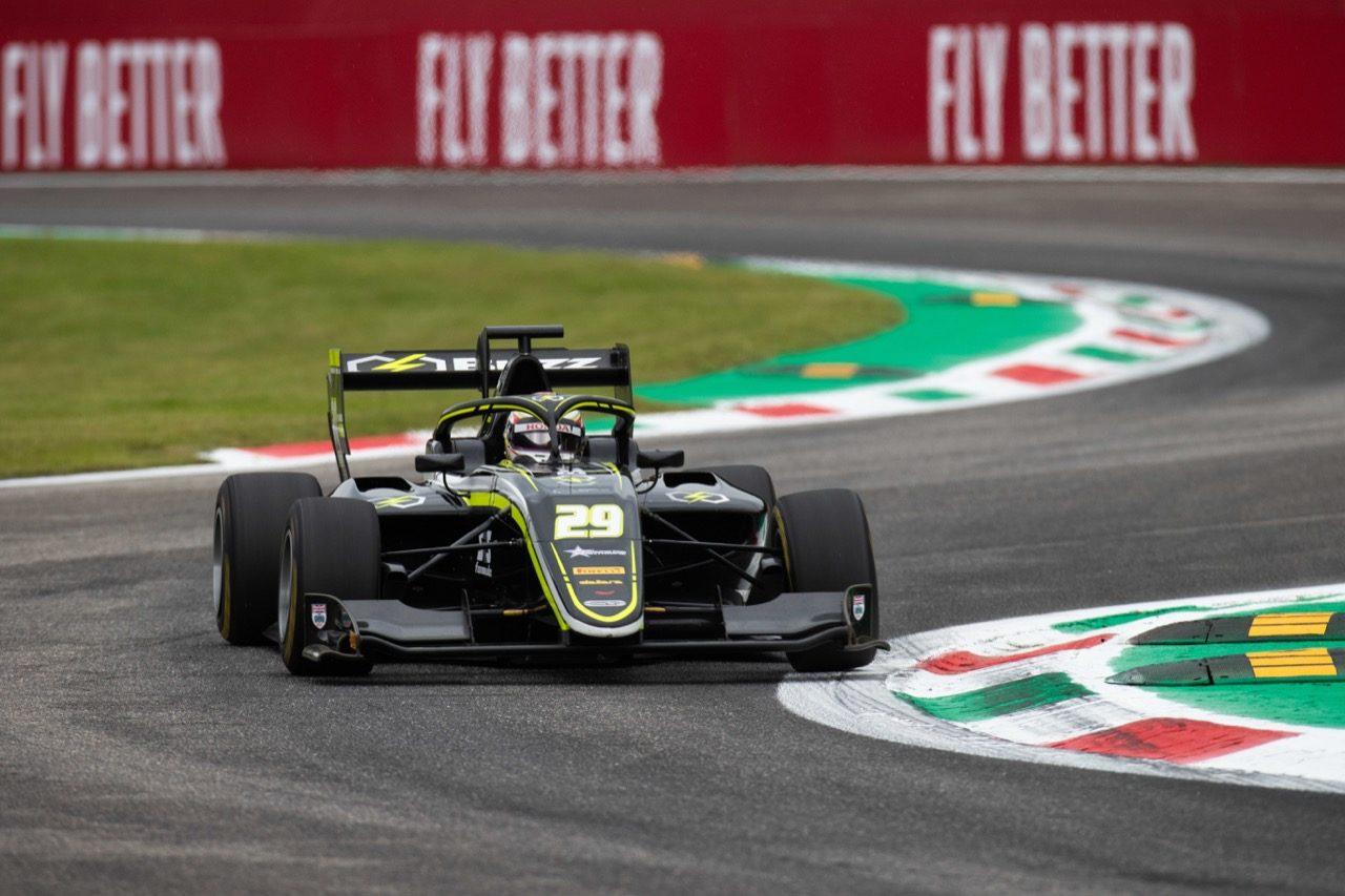 角田は4位入賞【順位結果】FIA-F3第7戦イタリア レース1