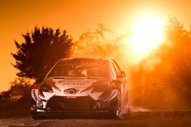 ラリー/WRC | 【動画】2019WRC世界ラリー選手権第10戦ドイツ ダイジェスト