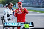 2019年F1第14戦イタリアGP予選 PPのシャルル・ルクレールと2回目のアタックができなかったルイス・ハミルトン