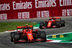 F1 | 【動画】シャルル・ルクレールのポールポジションラップ/F1第14戦イタリアGP予選