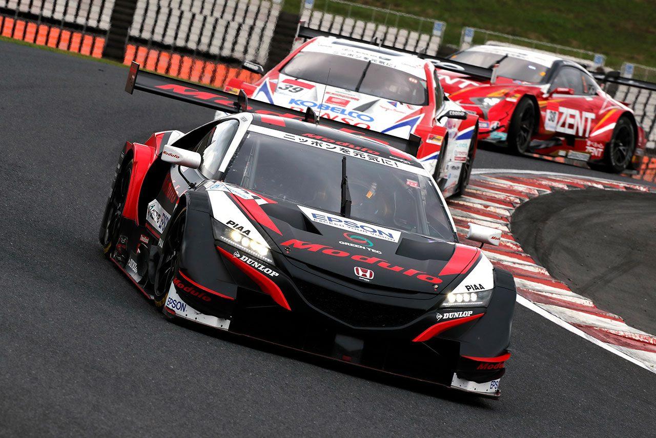 Modulo Nakajima Racing 2019スーパーGT第6戦オートポリス 予選レポート
