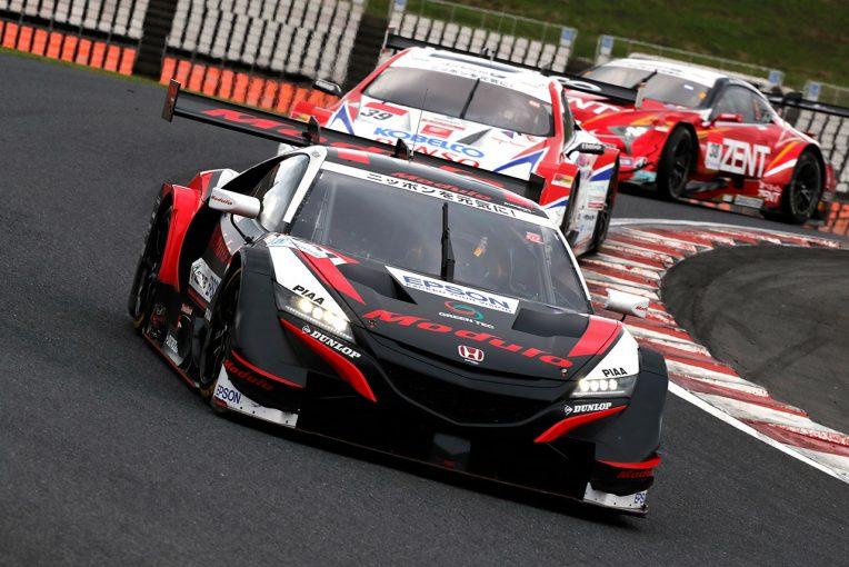 スーパーGT   Modulo Nakajima Racing 2019スーパーGT第6戦オートポリス 予選レポート