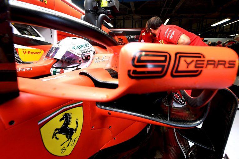 F1 | ベッテル、「疑わしきは罰せず」で予選ラップの取り消しを免れる:フェラーリ F1イタリアGP土曜