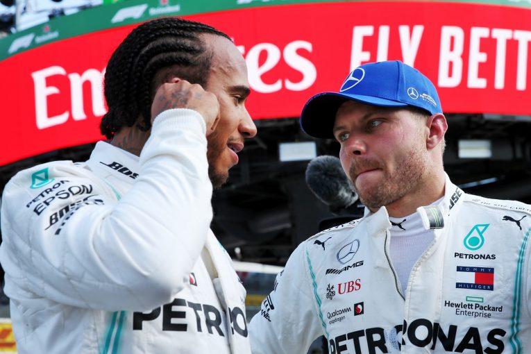 F1 | ボッタス予選3番手「皆が楽しみにしていたアタック合戦を見せられなかった。今日の出来事を教訓にすべき」:F1イタリアGP