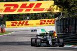 F1   2019年F1第14戦イタリアGP土曜 バルテリ・ボッタス(メルセデス)