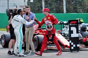 F1 | ハミルトン予選2番手「最後の真剣勝負でポールに挑戦したかった」:メルセデス F1イタリアGP土曜