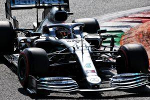 F1 | 2019年F1第14戦イタリアGP土曜 ルイス・ハミルトン(メルセデス)