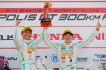 スーパーGT | スーパーGT:スコール&セーフティカーで混沌のオートポリス。GT300はSYNTIUM LMcorsa RC F GT3が劇的勝利