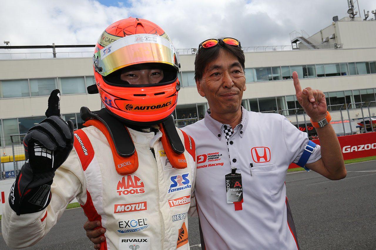 【順位結果】2019FIA-F4選手権 第10戦オートポリス 決勝