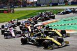 2019年F1第14戦イタリアGP 決勝レーススタート