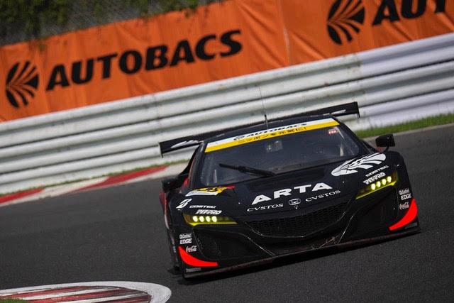 スーパーGT | ARTA NSX GT3 2019スーパーGT第6戦オートポリス 決勝レポート