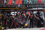 2019年F1第14戦イタリアGP アレクサンダー・アルボン(レッドブル・ホンダ)