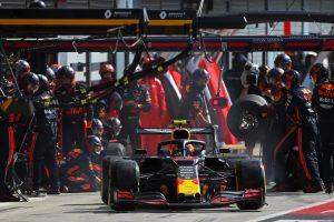 F1 | ホンダ勢は2台入賞、1台リタイア「不運な展開も、最新PUで4台が走行しデータを収集できた」と田辺TD:F1イタリアGP