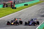 F1 | 2019年F1第14戦イタリアGP日曜 マックス・フェルスタッペン(レッドブル・ホンダ)とピエール・ガスリー(トロロッソ・ホンダ)
