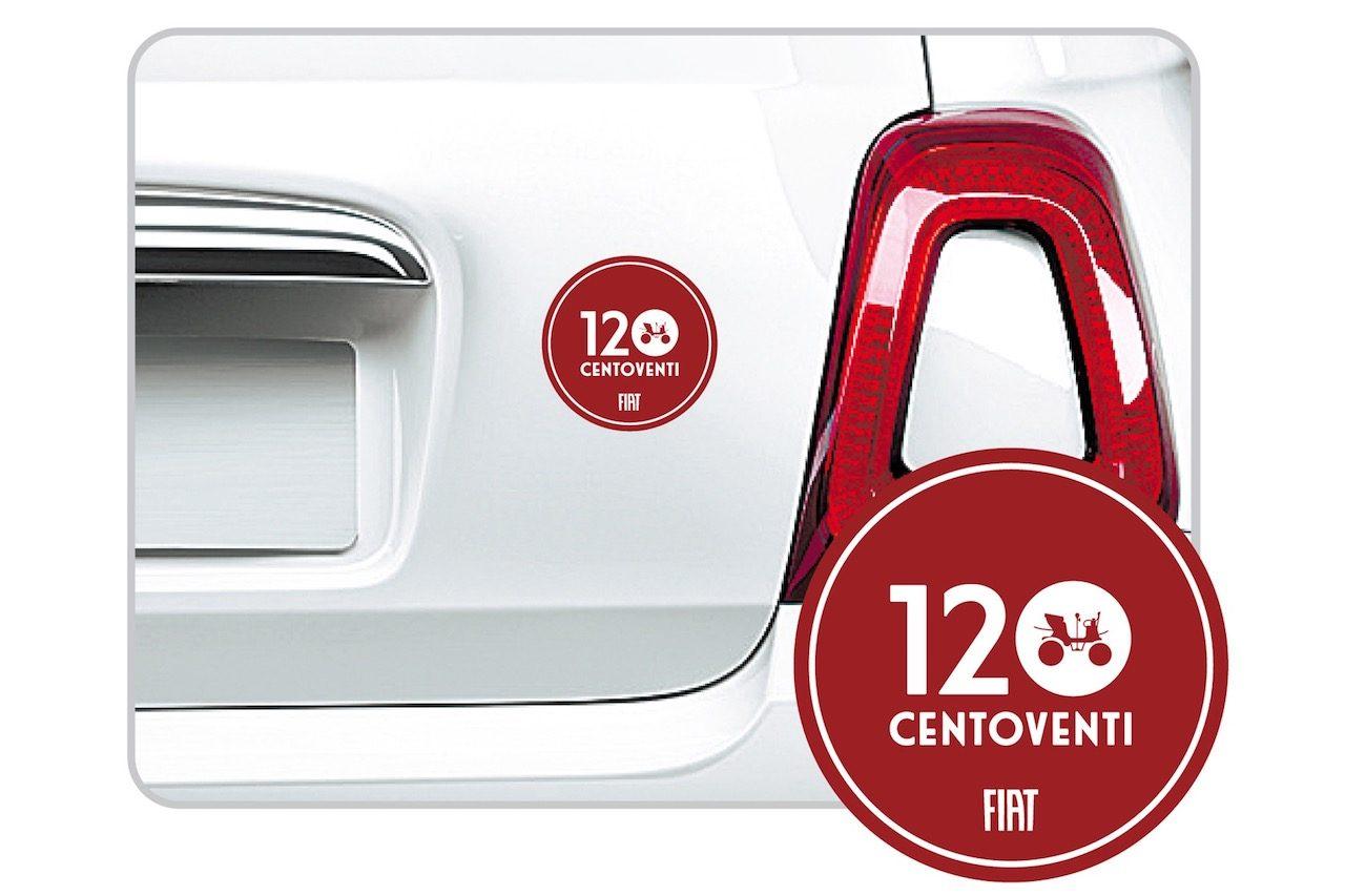 """フィアットの創業120周年を祝した『500』の限定車""""チェントヴェンティ""""が登場"""