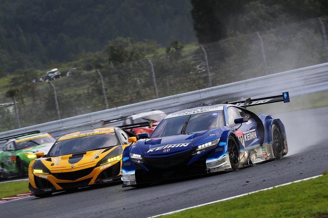 スーパーGT第6戦オートポリス決勝
