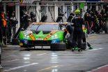 GRTグラッサー・レーシング・チームの63号車ランボルギーニ・ウラカンGT3 Evo