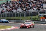レース1に続いてレース2でもポール・トゥ・ウインを飾ったAKKA ASPチームの88号車メルセデスAMG GT3