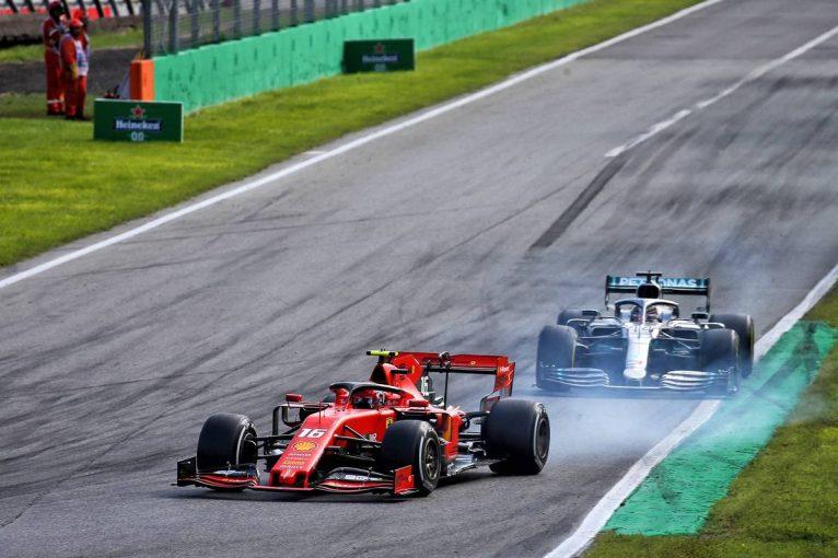 F1 | ピレリ「ソフトからハードの1ストップ戦略で記憶に残るホームレース優勝を果たしたルクレールとフェラーリ」