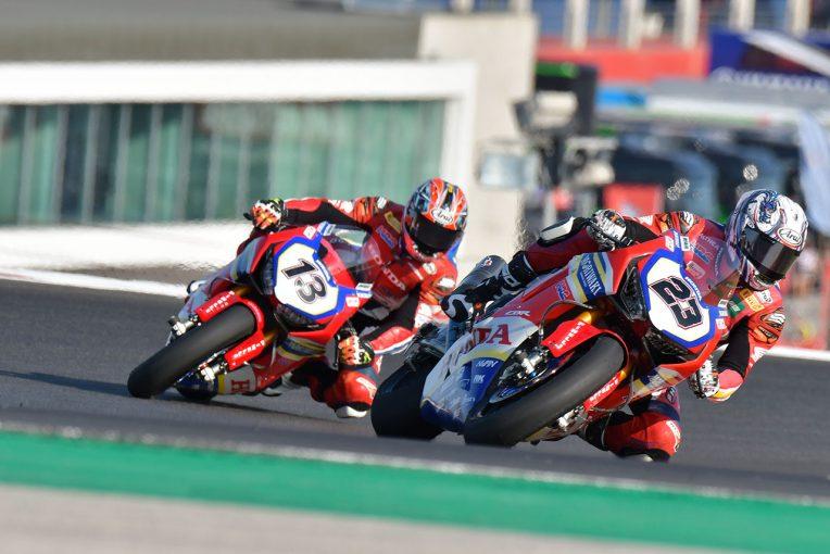 MotoGP | SBK第10戦ポルトガル:代役参戦の高橋巧が15位フィニッシュも、続くモリワキの苦戦