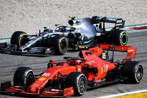 F1 | メルセデスF1代表、ボッタスの2位入賞を称賛もドライビング改善の必要性を指摘「先行車の後ろで苦戦していた」