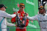 F1 | ハミルトン3位「あと一歩のところで勝てず残念。シャルルはプレッシャーに耐えてよく戦った」メルセデス F1イタリアGP