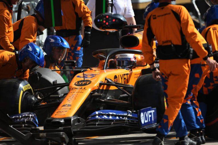 F1 | サインツ「今回は残念だったけど、今年このチームのピットストップはずっと文句なしだった」:マクラーレン F1イタリアGP日曜