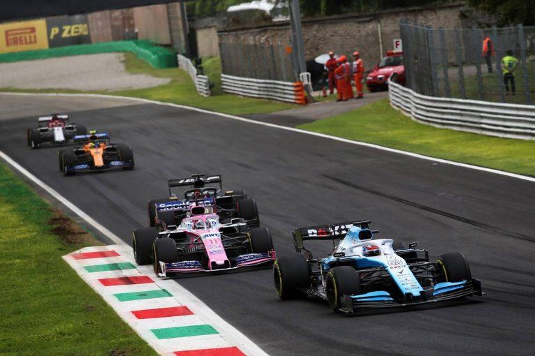 F1 | ラッセル「苦戦が確実なサーキットのトップ3だったが、驚くほどペースが良かった」:ウイリアムズ F1イタリアGP日曜