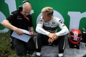 F1 | マグヌッセン「マシントラブルにはガッカリしたけど、終始トップ10圏内で走行できたことは良かった」:ハース F1イタリアGP日曜