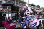 F1 | ストロール、ベッテルの失態に不満も、ペナルティは公平性に欠けると苦言。「同じことをしたのだから、両者に同じ罰則を科すべき」