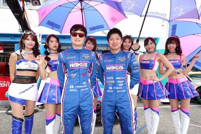 山下健太(左)と大嶋和也(右)