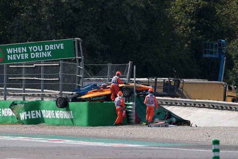 F1 | ガスリー、FIA-F3の大クラッシュによりハロの重要性を認める「ハロを使用する妥当な理由がある」