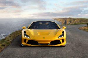 クルマ | フェラーリ、308GTSの流れを汲むV8スパイダーの最新作『F8スパイダー』を世界初
