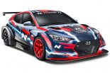 海外レース他 | ヒュンダイ・モータースポーツ、同社初のEVレーシングカー『ヴェロスターN ETCR』を世界初公開