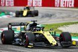2019年F1第14戦イタリアGP ダニエル・リカルド(ルノー)