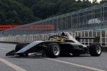 FIAが定める車両規定に準拠した童夢F111/3。