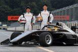 童夢F111/3のシェイクダウンは加藤寛規、金丸ユウのふたりが担当した