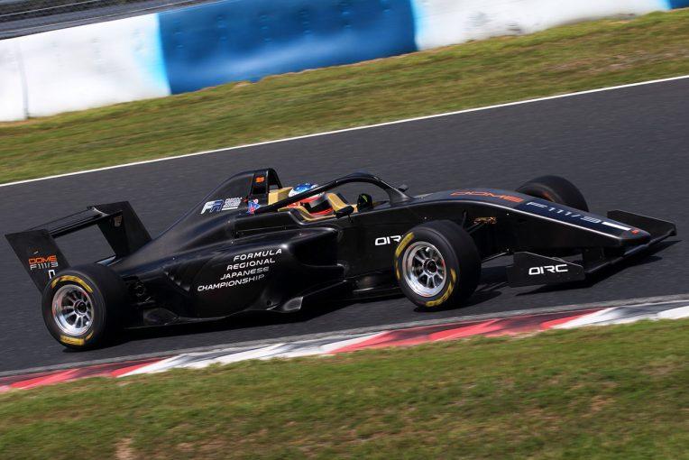 国内レース他 | 童夢のリージョナルF3用シャシー『F111/3』がシェイクダウン。加藤寛規、金丸ユウがステアリング握る