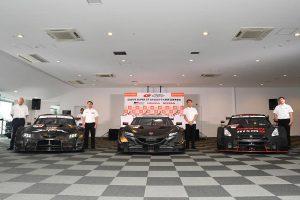 スーパーGT | スーパーGT第8戦もてぎで2020年モデルの3メーカーのGT500車両がデモラン&展示へ
