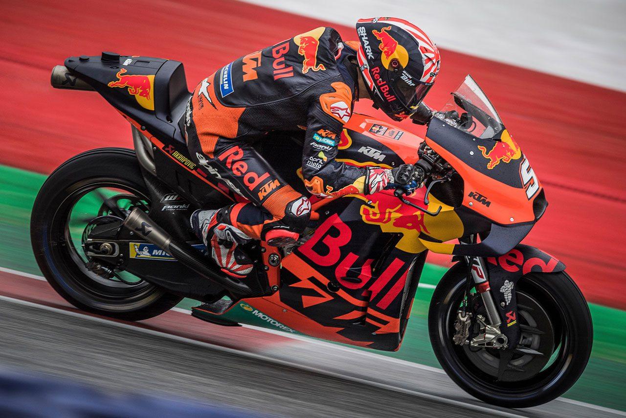 MotoGP:KTM離脱のザルコ「お金のためだけに走ることは望まない」。空いたシートを巡って混乱も