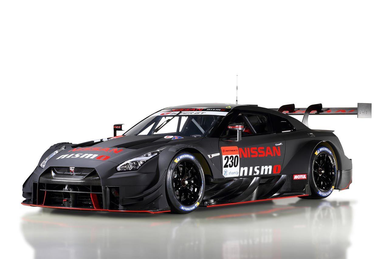 スーパーGT 2020年『クラス1』GT500車両ギャラリー(2):ニッサンGT-RニスモGT500