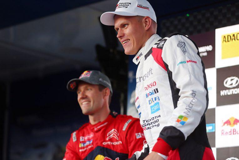 ラリー/WRC | 3連勝目指すトヨタのタナク「いかなる問題も起こさないようなアプローチを」/2019WRC第11戦トルコ 事前ドライバーコメント