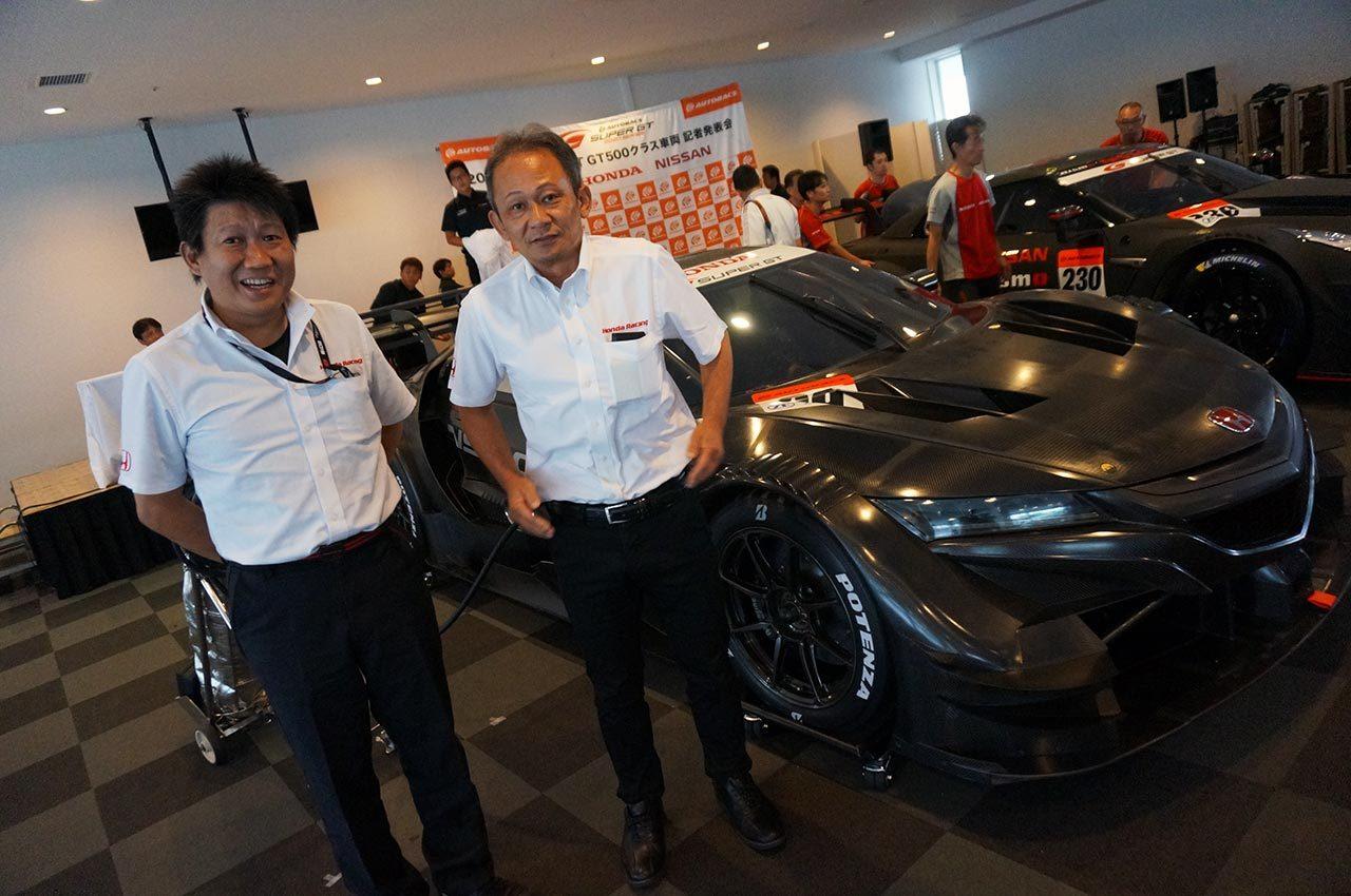 スーパーGT 2020年『クラス1』GT500車両発表会