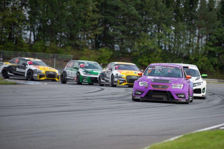 海外レース他 | STCC第6戦:PWRレーシングのダールグレンが初戦完勝も、レース2は伏兵が勝利