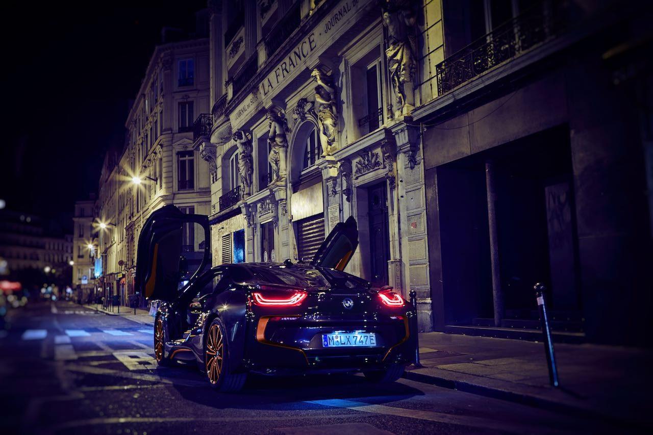 """プラグイン・スポーツ『BMW i8』に特別限定車""""Ultimate Sophisto Edition""""登場"""