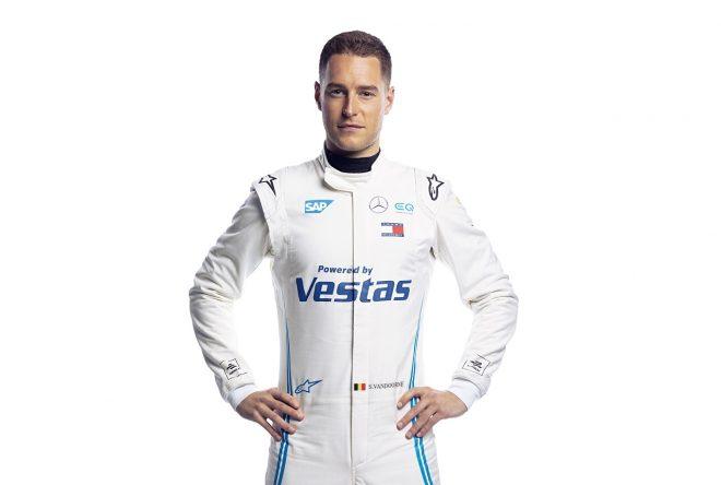 2019/20年フォーミュラEのメルセデスドライバー、ストフェル・バンドーン