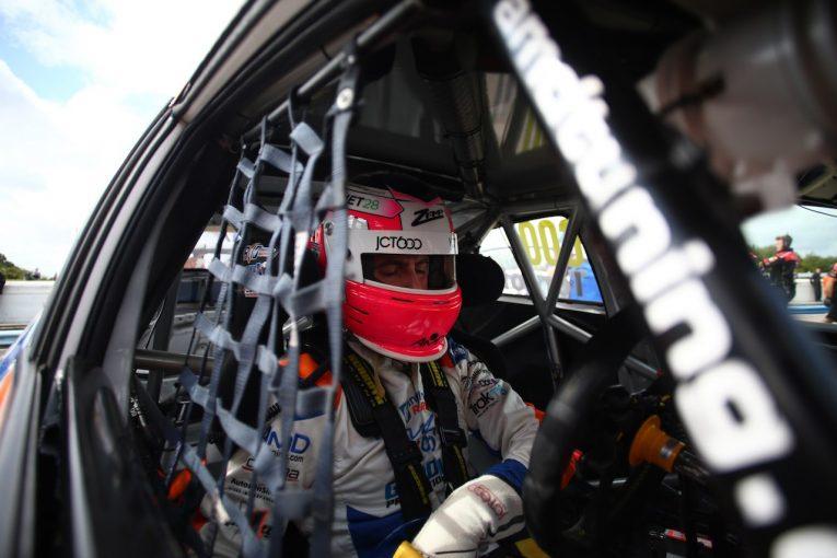 海外レース他 | BTCC:前戦勝者、FK2ホンダ・シビックのサム・トルドフがノックヒル戦を欠場