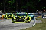 ジャック・ホークスワース/リチャード・ハイスタンド組14号車レクサスRC F GT3は従来どおり、チームカラーであるイエロー×ブラックのツートンカラーが継続される。